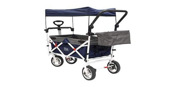 Best Folding Wagon For Toddlers Top All Terrain, Beach & Push Wagons For Kids