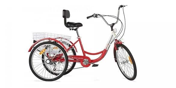 438571a8e06 Cheap Tricycles For Adults | Best 3 Wheel Bikes For Seniors In 2019