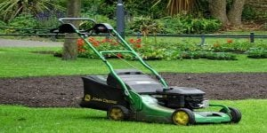 best lawn mower for wet grass cutting