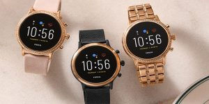 Fossil gen and hybrid smartwatch
