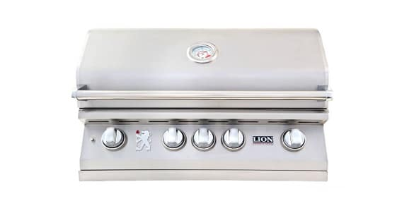 best built in grill