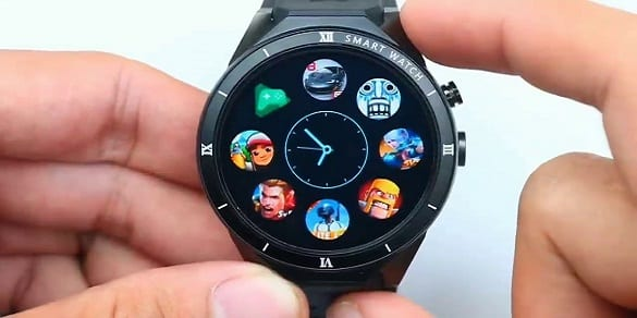 best smartwatch with games